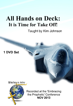 All Hands on Deck - Store - Watchmen Arise International - Kim Johnson