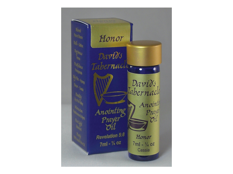 Honor - Anointing Oil - Store - Watchmen Arise International - Kim Johnson