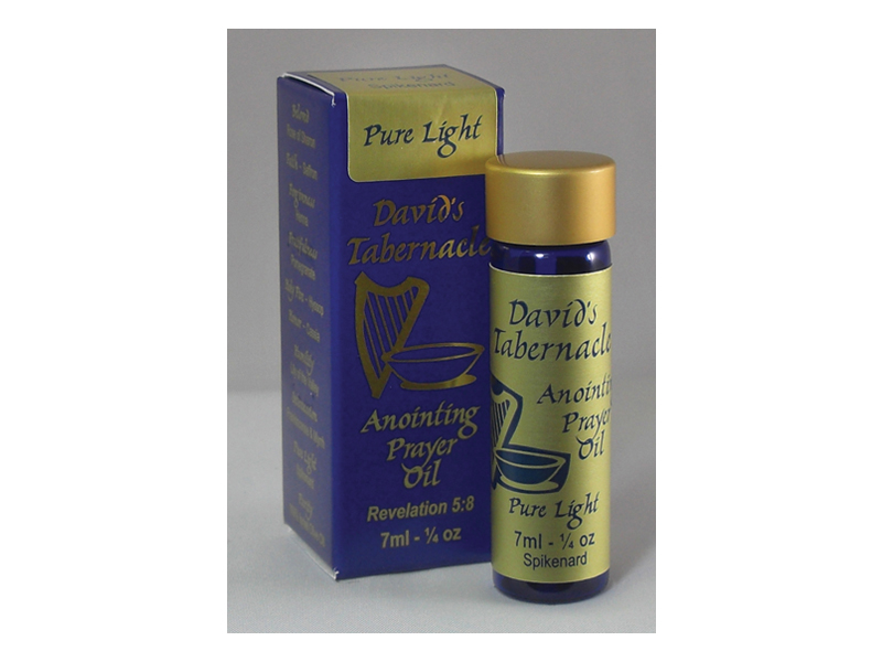 Pure Light - Anointing Oil - Store - Watchmen Arise International - Kim Johnson