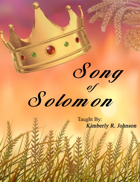 Song of Solomon - Store - Watchmen Arise International - Kim Johnson