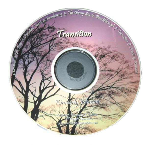 Transition - Store - Watchmen Arise International - Kim Johnson
