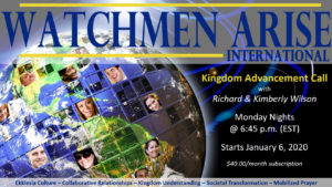 Kingdom Advancement Call